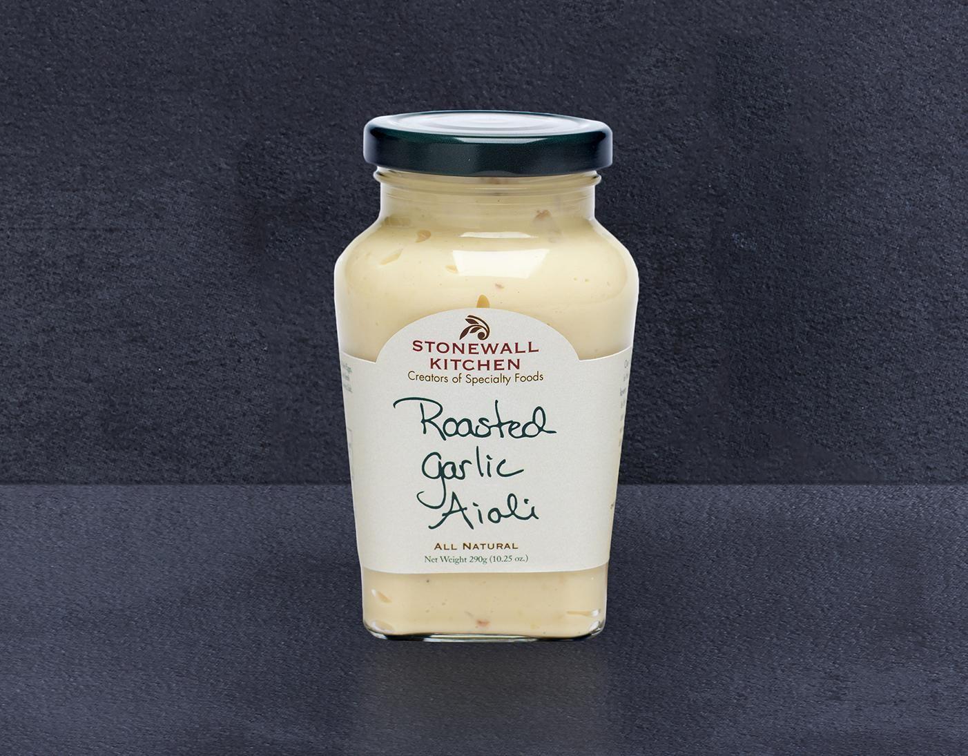 Stonewall Kitchen »Roasted Garlic Aioli« jetzt kaufen!