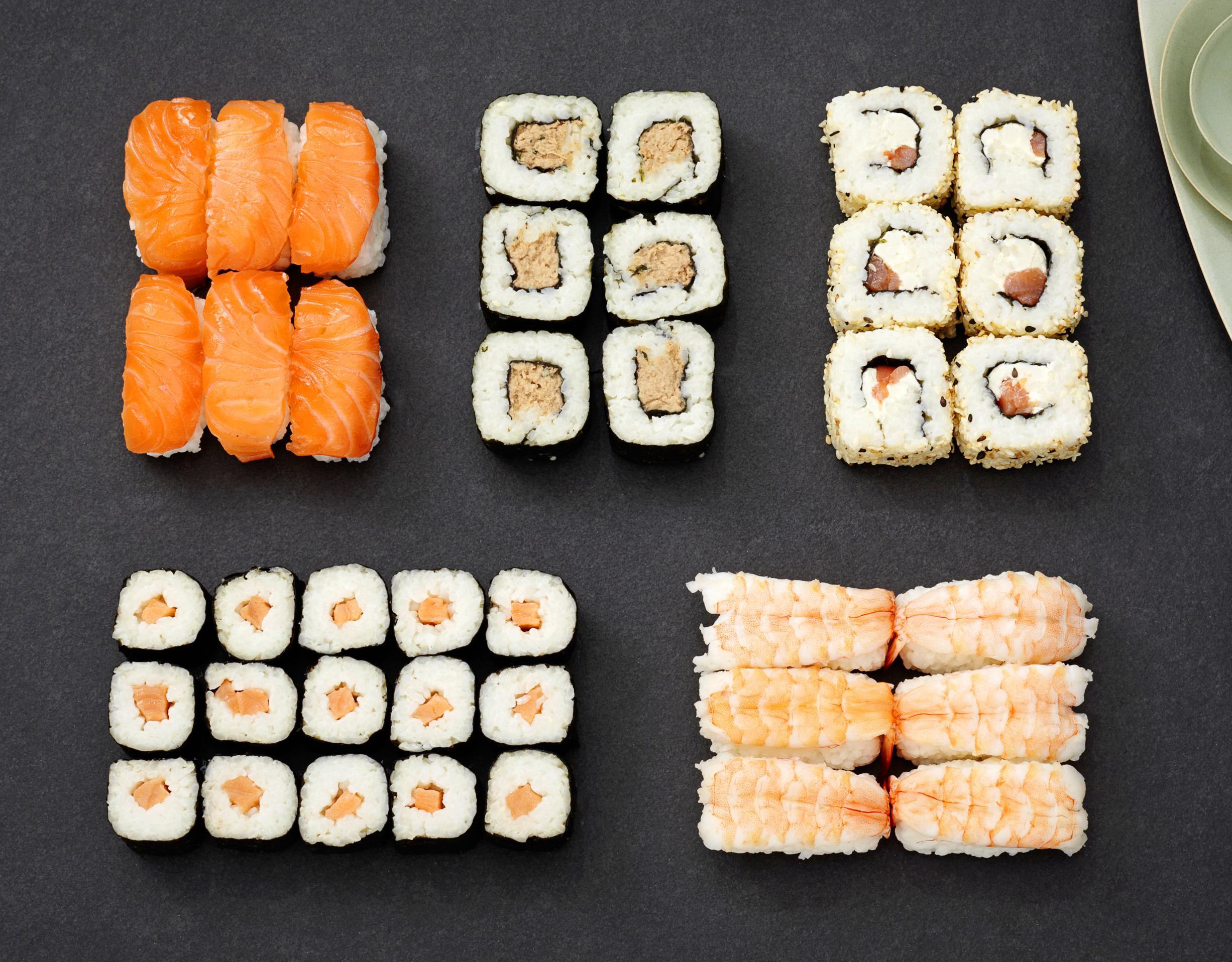 Kleines Sushi-Lexikon
