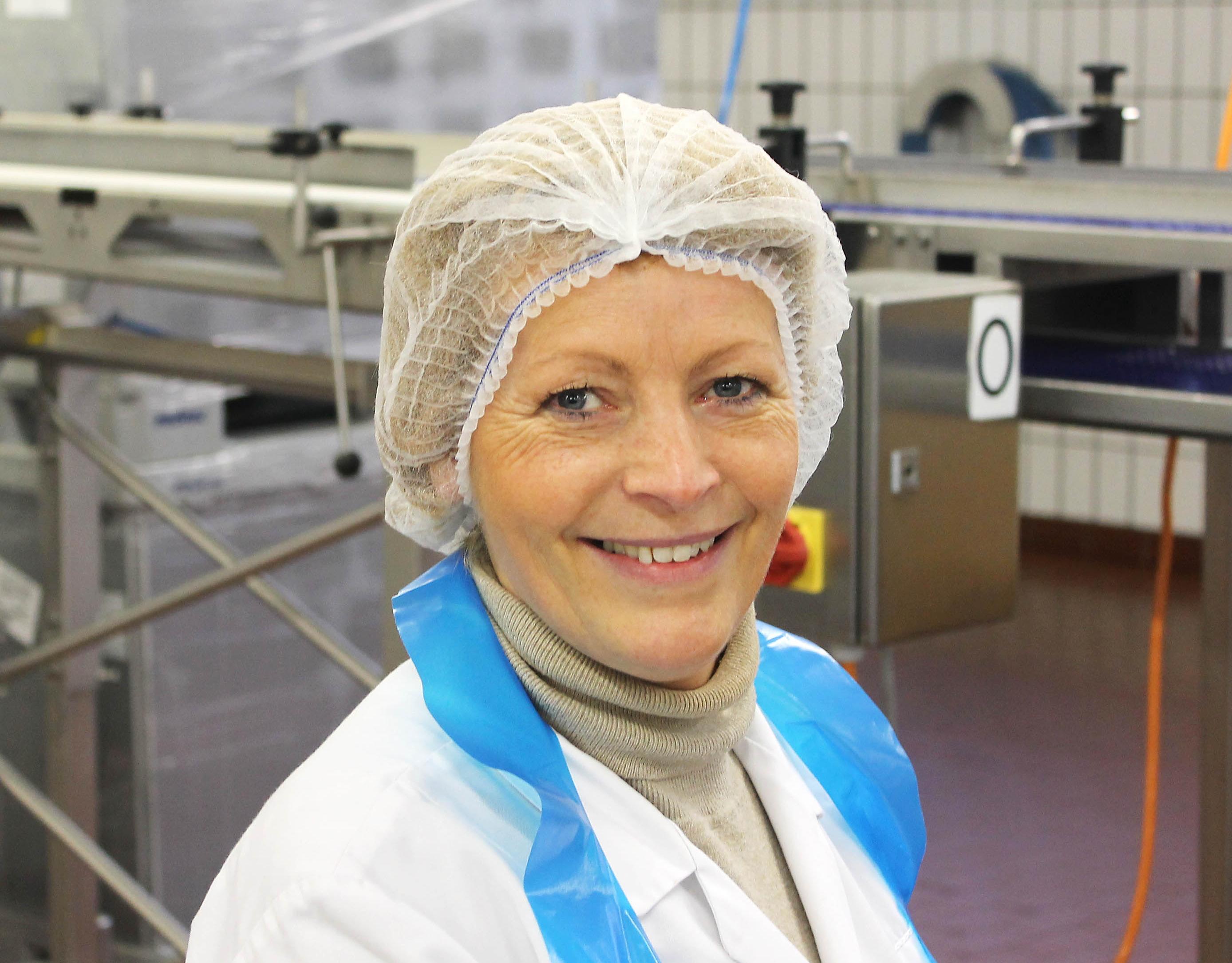 Maria Martinez aus Spanien – seit 1991 bei Deutsche See