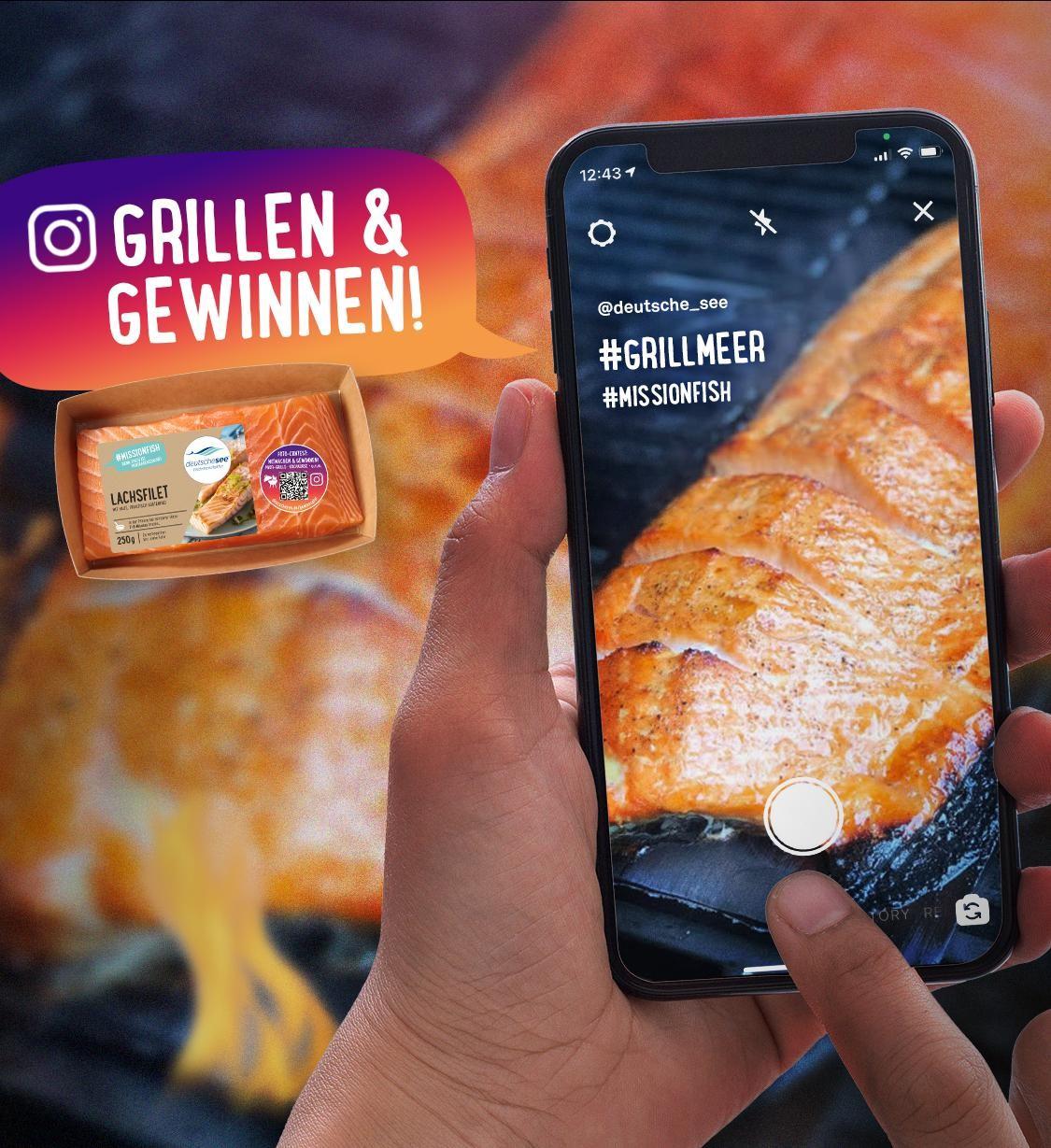 Gewinnspiel: Dein Grill kann meer