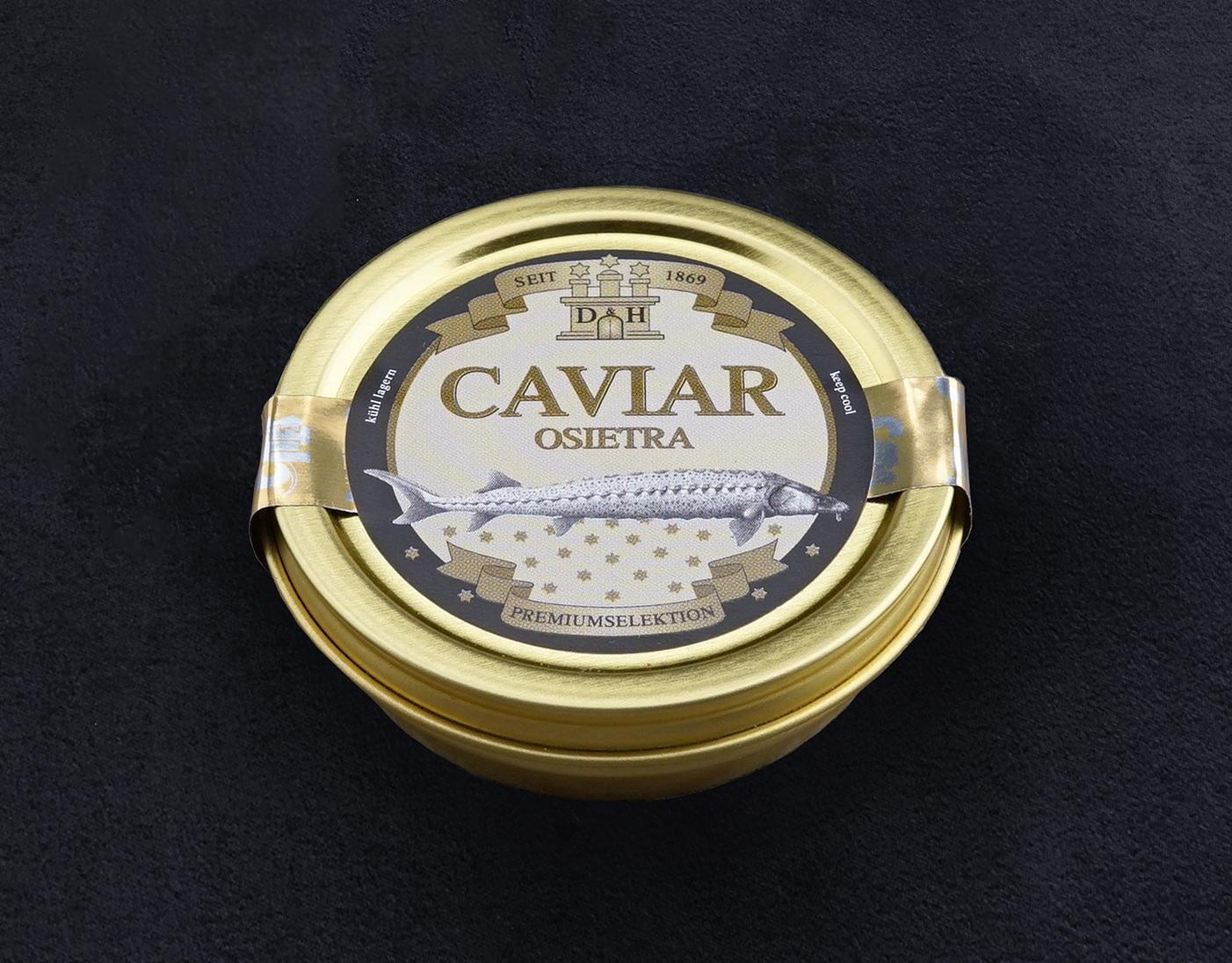 Caviar · Osietra (50g) jetzt kaufen!