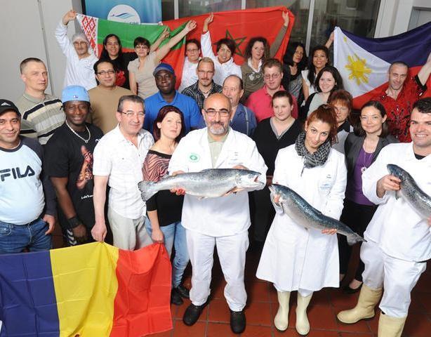 Gelebte Vielfalt bei Deutsche See: Know-how ist bunt