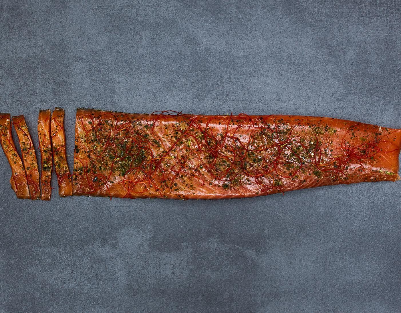 Gebeizter Lachs »Thai« jetzt kaufen!