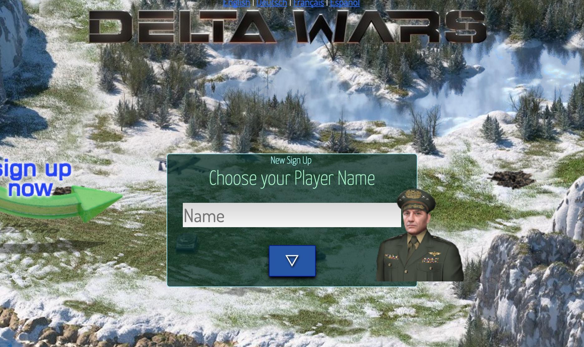 Delta War