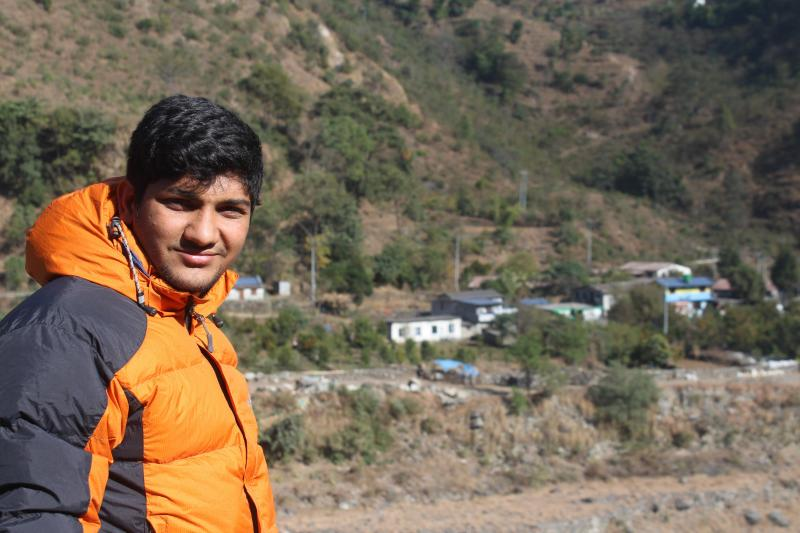 Shiva Poudel