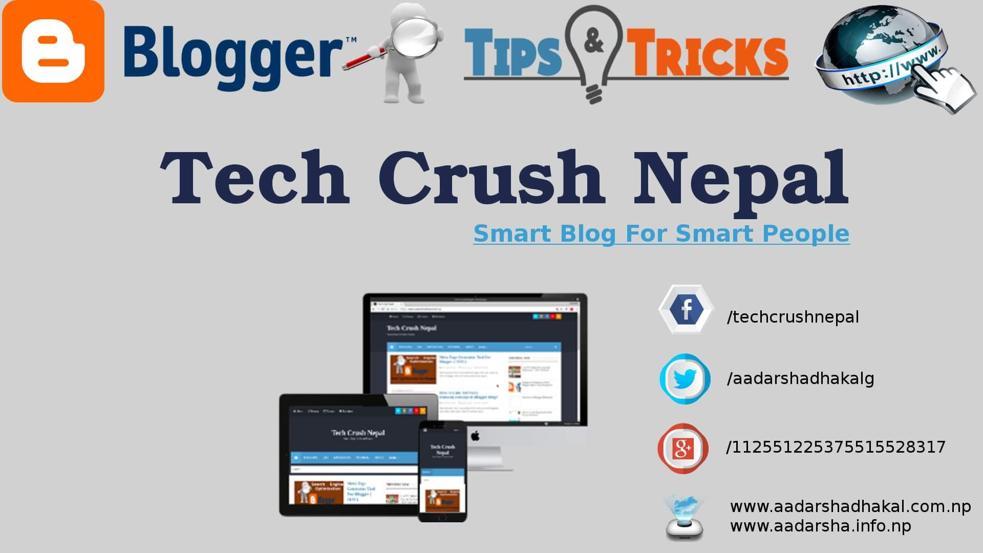 Tech Crush Nepal