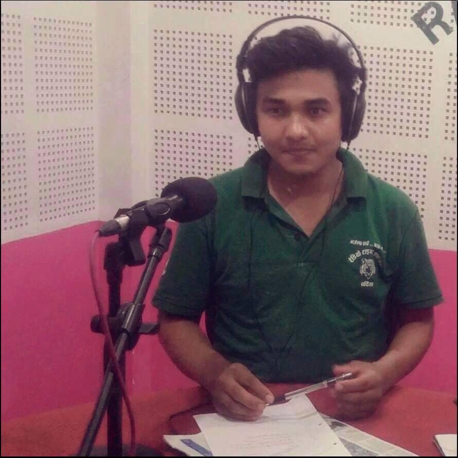 RJ Saugat Shrestha