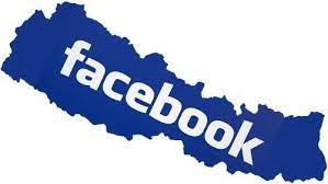 Facebook User in Nepal