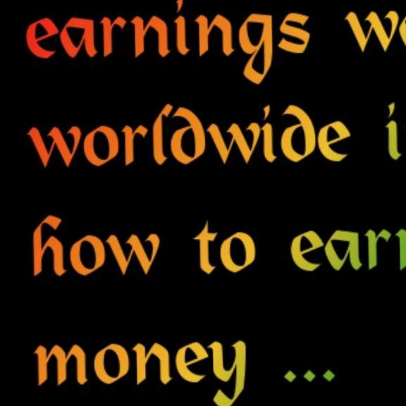 worldwide Earning way