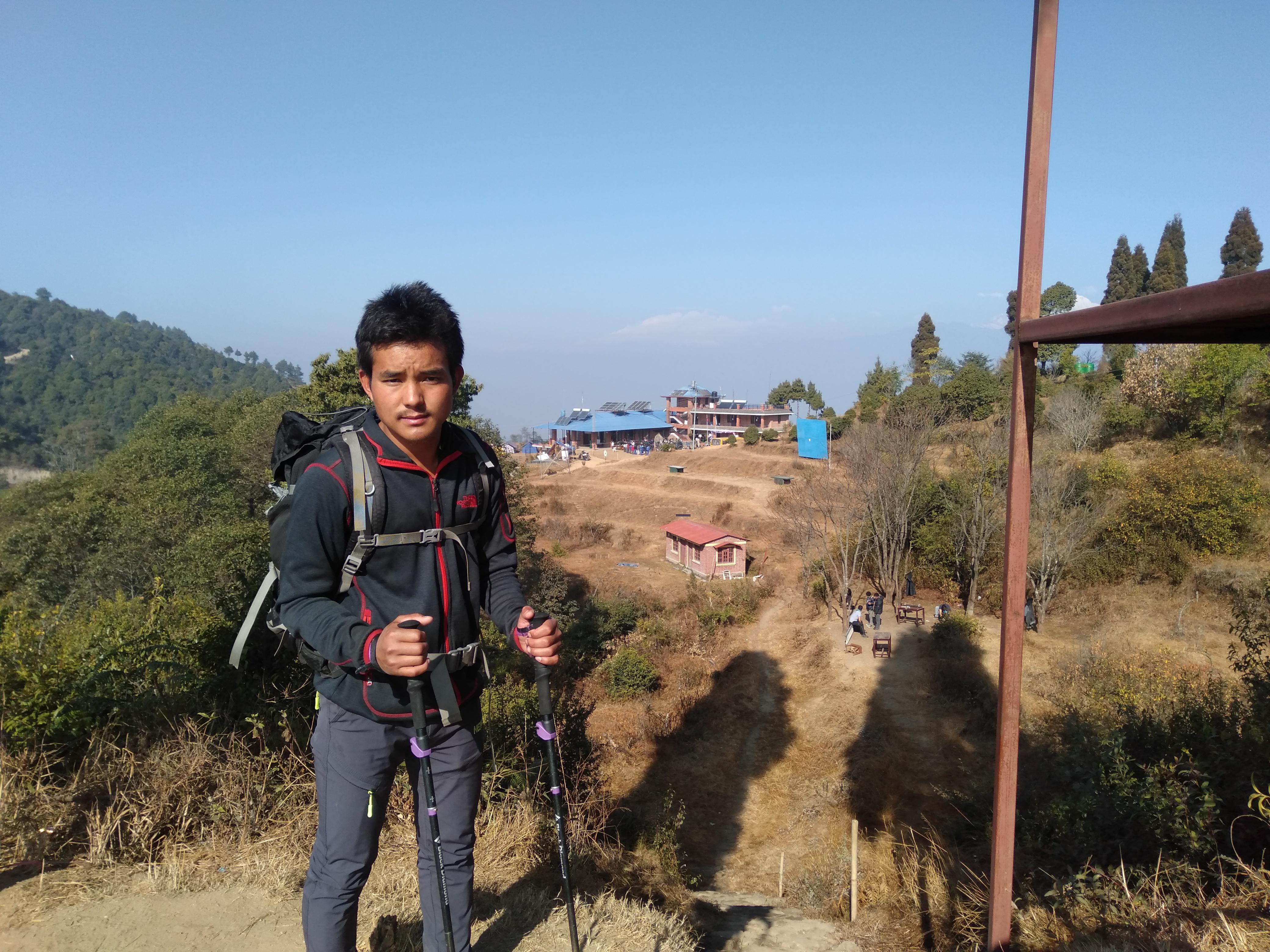 Lakpa Dorjee Sherpa