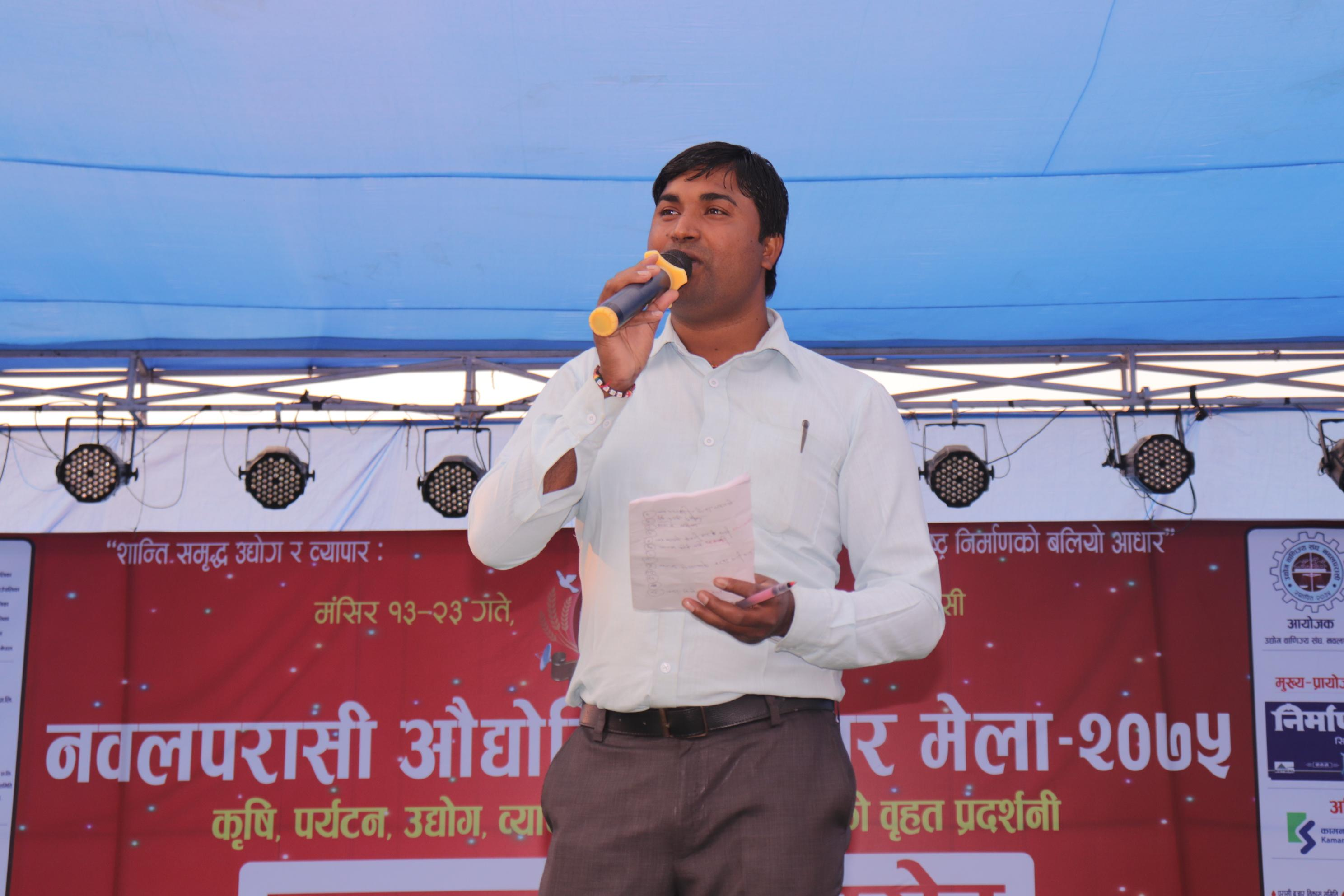 RJ Umesh B.K
