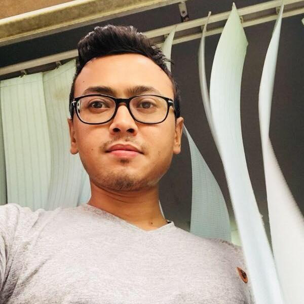 Bikram Shakya