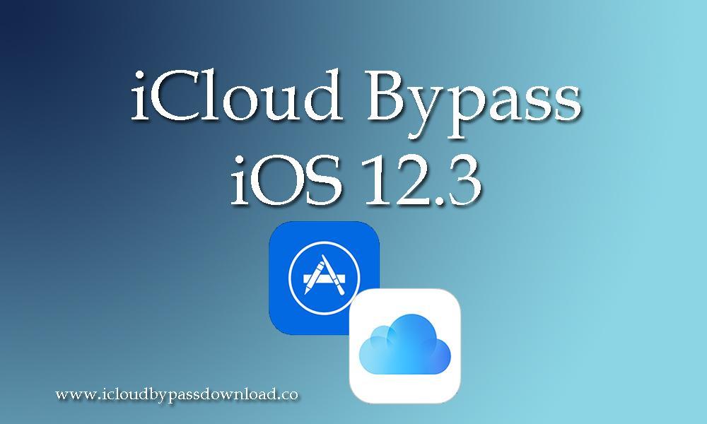iCloud Bypass iOS 12 3
