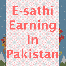 E-sathi Earning