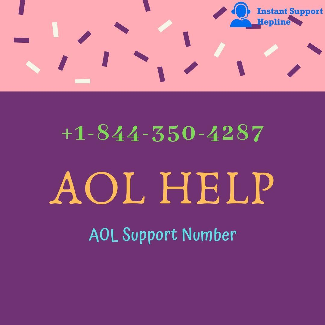 AOL Support Number