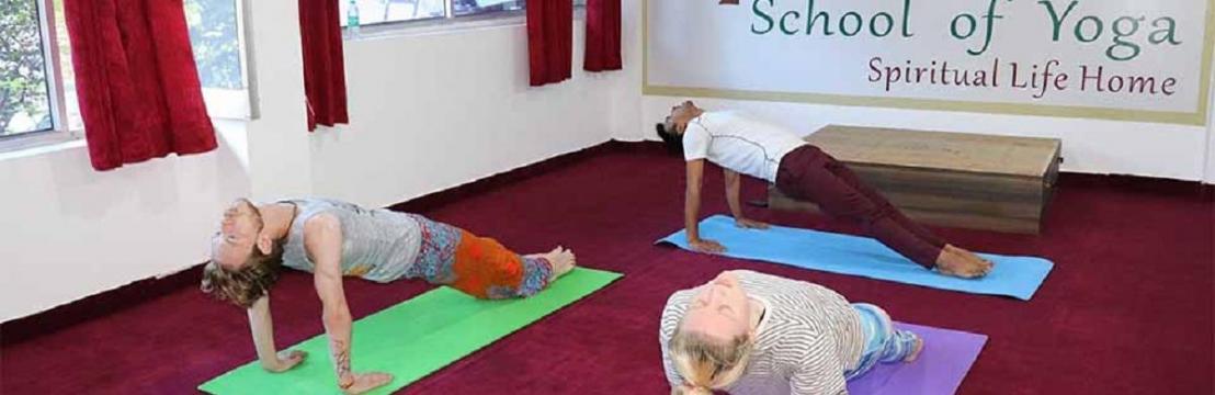 Spiritual School Of  Yoga