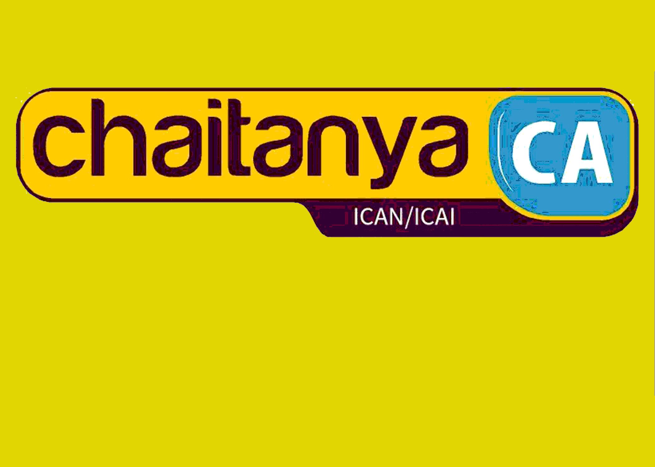 Chaitanya CA Instutitue Of Management