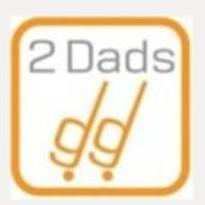 2Dadswith Baggage