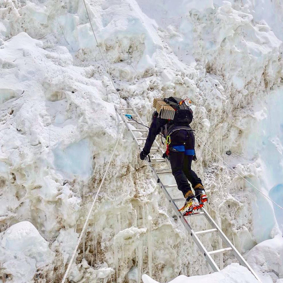 Everest Expedition 2022