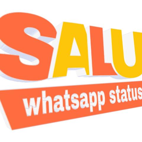 Salu whatsapp status