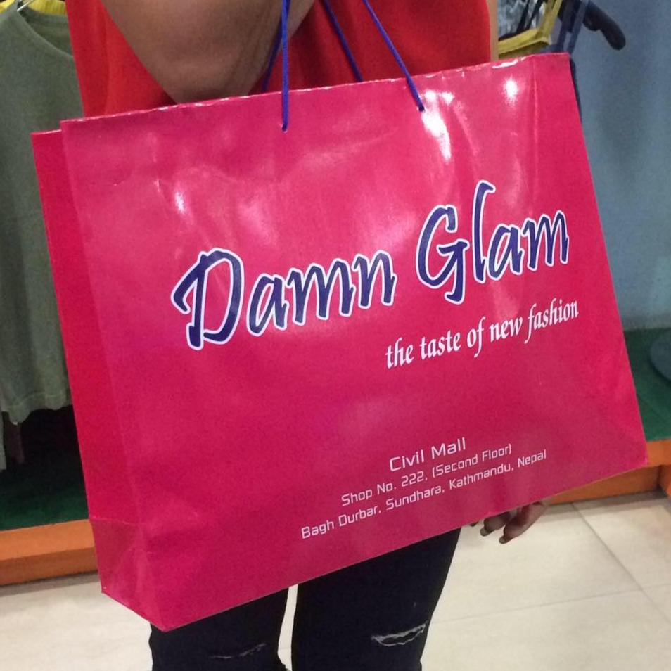 Damn Glam