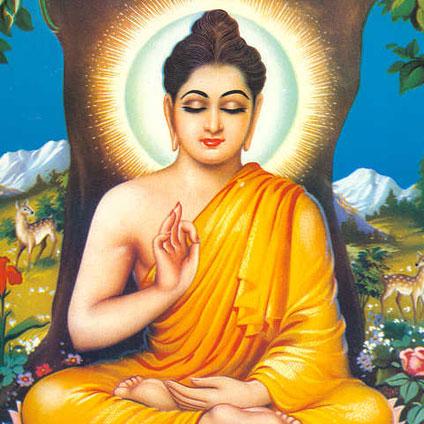 Gautam Buddha born in Nepal