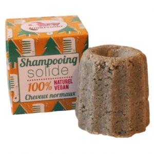 Festes Shampoo fuer normales Haar vegan