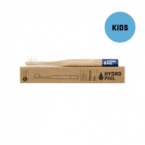 Kinder Zahnbuerste aus Bambus
