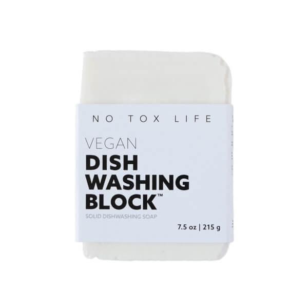 Zero Waste Dish Washing Block Geschirrspuelbarren