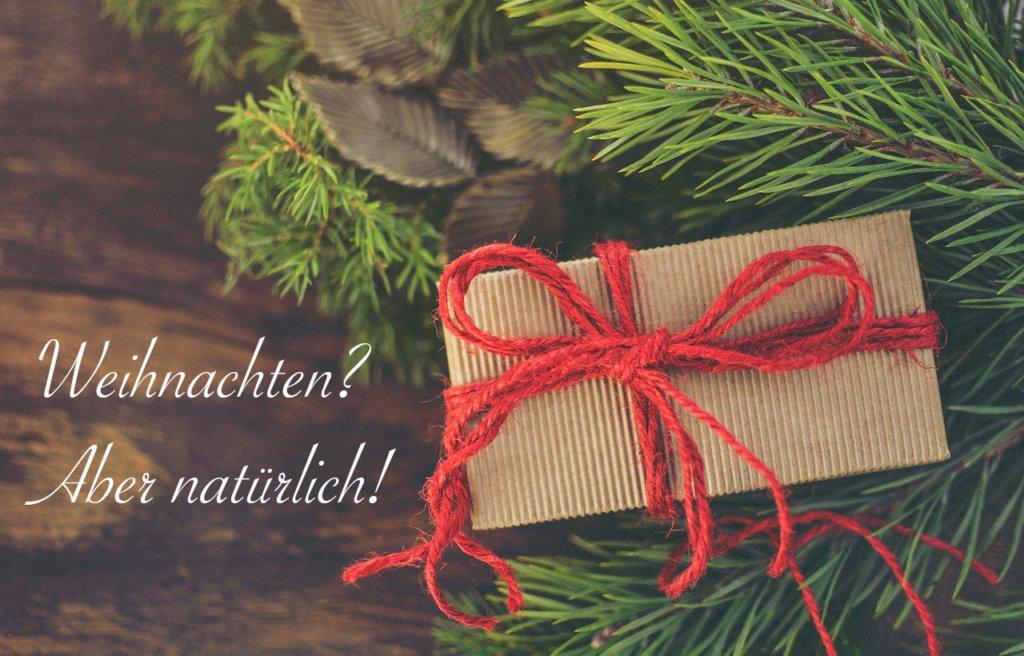 Zero Waste Weihnachten Titelbild