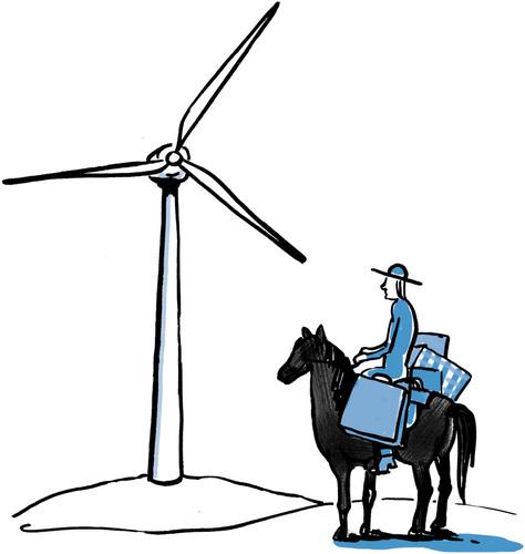 Don Quijote Windpower