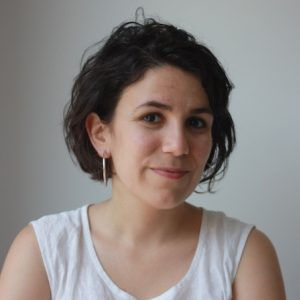 Olalla Tuñas (Community Engagement Coordinator, Civio)
