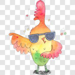 parrot popstar