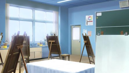 art classroom practice
