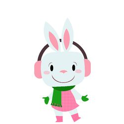 forest animals bunny