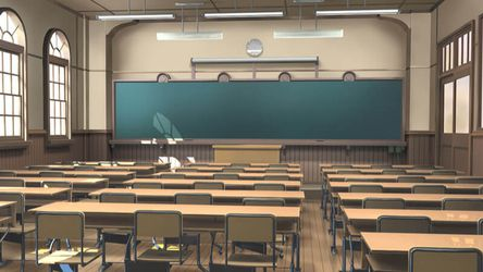 classroom western