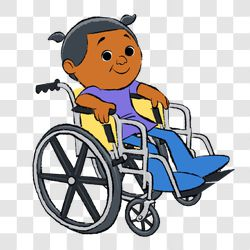 wheelchair girl