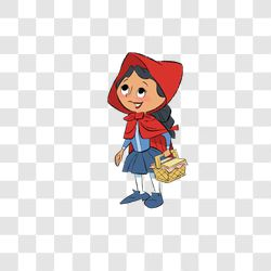 Storybook - Red Riding Hood