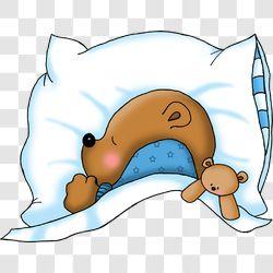 Bear Bedtime Boy Sleeper