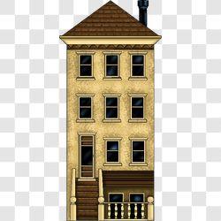 Village Townhouse Beige