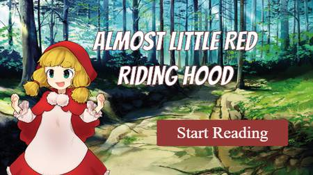 almost little red riding hood