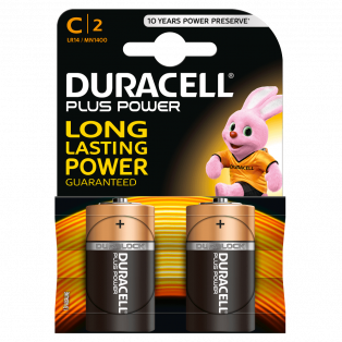 C Plus Power Batterier