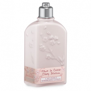 Cherry Blossom Shimmering Body Lotion