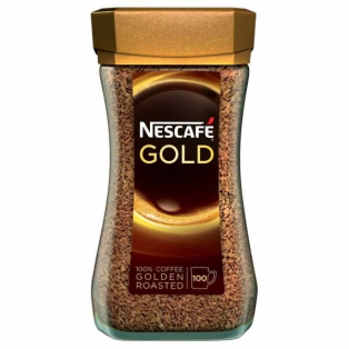 Gold Medium Roasted Kaffepulver