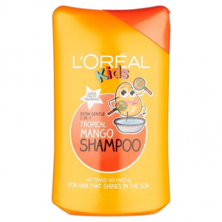 Kids Shampoo Tropical Mango