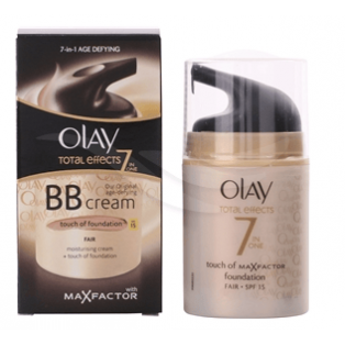 Total Effect Touch Of Foundation Medium BB Cream