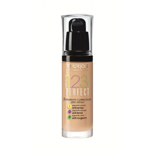 123 Perfect Foundation N 57 Light Bronze