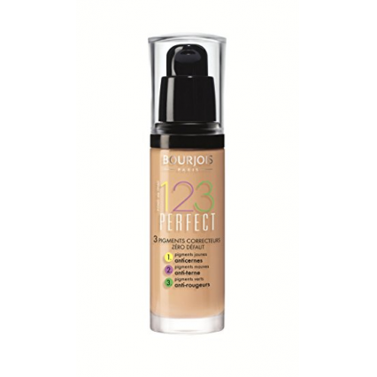 Bourjois  123 Perfect Foundation N 57 Light Bronze