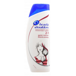 2in1 Thick & Strong Shampoo & Conditioner